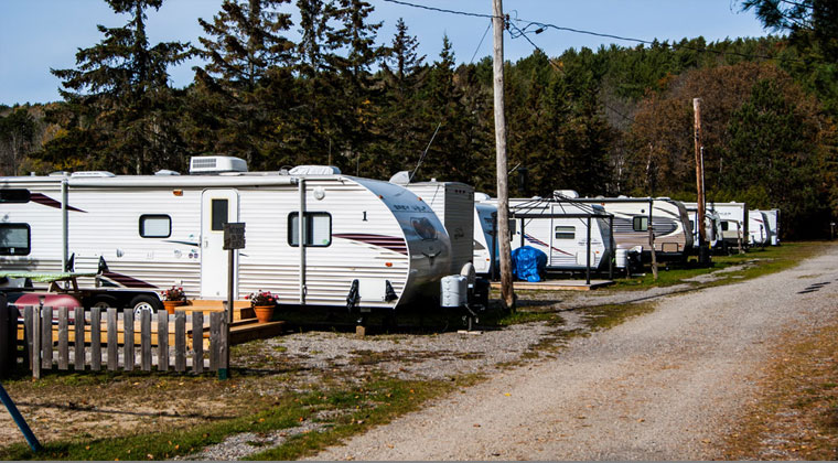 Residents Trailers