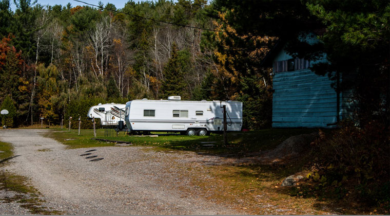 Campground & Rental Spots